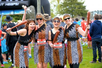 Take part in the Fancy Dress World Champs at Rotorua Ekiden