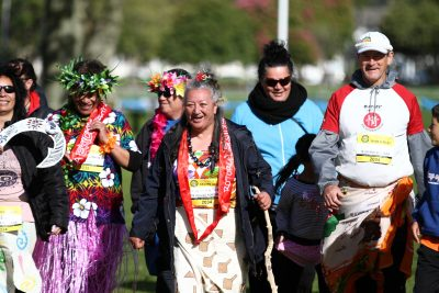 Rotorua Ekiden Fun Team Relay for the whole family