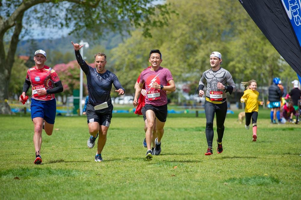 Rotorua Ekiden Team Relay Team Captain