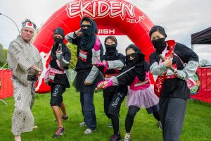 Rotorua Ekiden Merit Awards and Rules